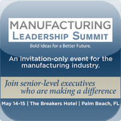 2013 Manufacturing Leadership Summit