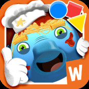 Shape Monster - learn different shapes