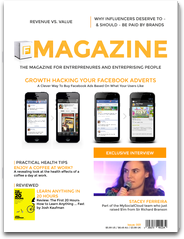 Fridge Magazine - The Interactive Magazine For Entrepreneurs and Enterprising People