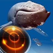 Killer Whale Deep Sea Hunter - A Sunken U-Boat Planet Terror Navy Attacker commander howitzer weapons
