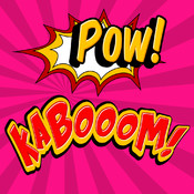 Pow Kaboom - Comic effects for your photos