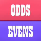 Odds OR Evens - Addictive Brain Game