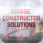 Bridge Constructor Solutions/Guide
