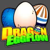 Dragon Eggs flow mania - Connect the matching eggs loop fun! flippin eggs