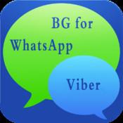 Backgrounds for WhatsApp & Viber