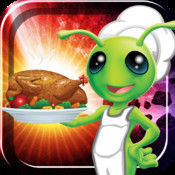 Galaxy Empire Restaurant: Alien Diner Saga - Cooking Rush (For iPhone, iPad, iPod)