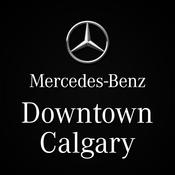 Mercedes-Benz Downtown Calgary benz top
