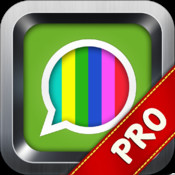 Color Message Designer with Scrolling, GIF Pro for iMessage, Tumblr, Send Text, Emoji, Emoticons scrolling text ticker