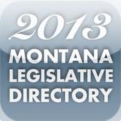 Montana 2013 Legislative Directory
