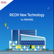 RICOH New Technology for PRINTERS canon pixma printers