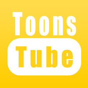 ToonsTube (Watch top kids toddlers cartoons video in YouTube in a safe environment)