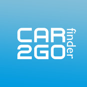 Car2Go Finder