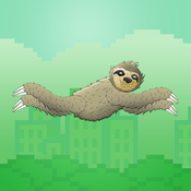 Flappy Sloth