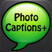 Photo Captions+