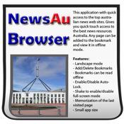 News Au Browser ipad softfare