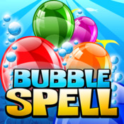 Bubble Spelling search spell words