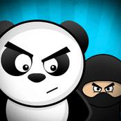 Panda vs. Ninjas