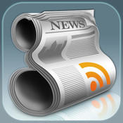 RSS Flash g Lite (sync with Google Reader) rss reader review
