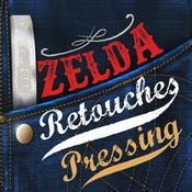 Retouches Zelda ds lite zelda