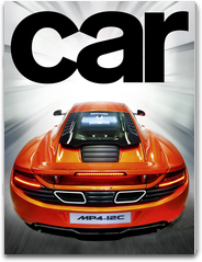 CAR magazine app