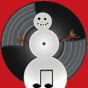 Christmas Vinyl vintage vinyl records