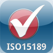 ISO 15189 audit app blank book report form