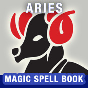 Aries Spell Book magic spell words