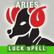 Aries Luck Spell magic search spell
