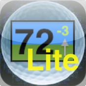 Golf Scores Lite scores