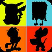 Cartoon Shadow Quiz
