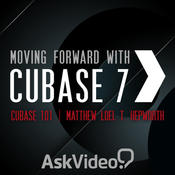 AV for Cubase 7 101 - Moving Forward with Cubase 7 cubase sx 3 mac demo