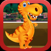 Crazy Dino Run and Jump