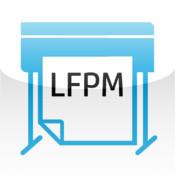 LFPM for HP LF Printers canon pixma printers