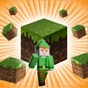 Minecraft 3D PE and Mine Mini Games with Minecraft Skin Exporter (PC Edition) and Minecraft Seeds Pro - Multiplayer Edition
