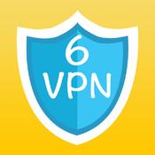 6VPN - 高速稳定的VPN网络加速器