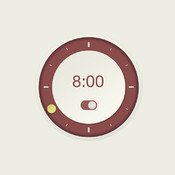 One Tap Alarm : Fastest way to set alarm automatic alarm