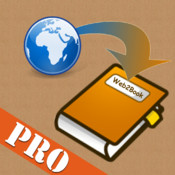 Web2Book Pro - Convert and Pack Web Pages From Different Web Sites to An iBooks epub Book ibooks