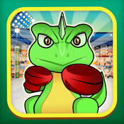 Fist of Jurassic Fury - The Tribez Real Boxing Rampage FREE