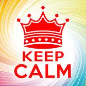 Keep Calm & Make A Poster! Keep Calm Wallpaper Creator Free