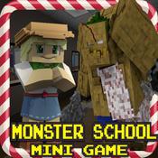 Monster School : Mc Mini Game