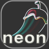 What`s the neon? guess the brand mania food movie word color blind logo quiz