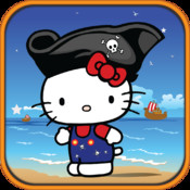 A Hello Kitty Pirate Adventure: Save kitty jumping & running game for thanksgiving day