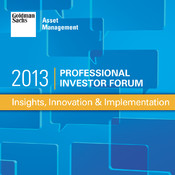 May 8-10: Professional Investor Forum