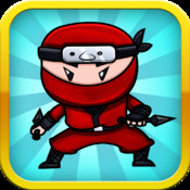 Ninja Blitz Temple - Dodge the Evil Running Warriors