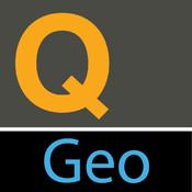 Quickgets Geo - compass, altimeter, GPS and speedometer app and widgets desktopx widgets