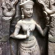 Slide Puzzle (Spiritual Cambodia) tomb raider gun holster
