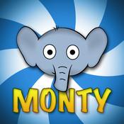Monty Elephant python not monty
