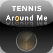 Tennis Aroundme search engine ranking