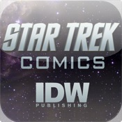 Star Trek Comics star trek app