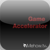 Game Accelerator web services accelerator